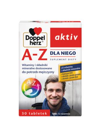Doppelherz aktiv A-Z Dla Niego