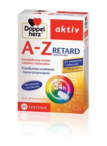 Doppelherz aktiv A-Z RETARD