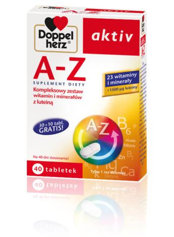 Doppelherz aktiv A-Z