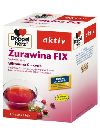 Doppelherz aktiv Żurawina FIX