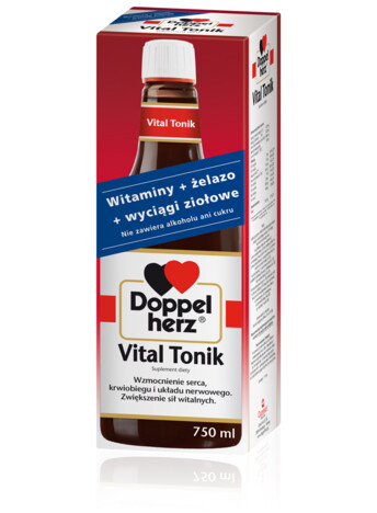 Doppelherz Vital Tonik  (opak. 750 ml)