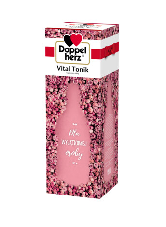 Doppelherz Vital Tonik - Dzień Matki (1000 ml)