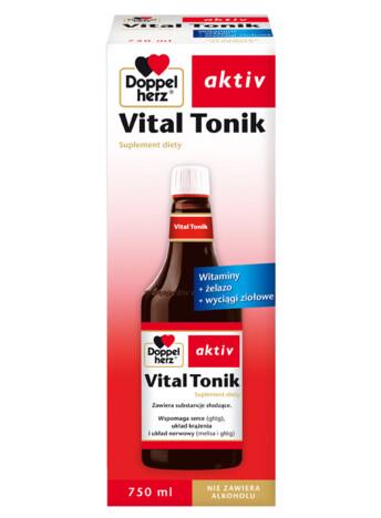 Doppelherz Aktiv Vital Tonik  (750 ml)