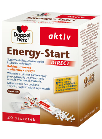 Doppelherz aktiv Energy-Start DIRECT